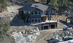 Penticton Custom Home Construction